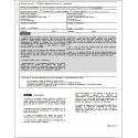 Contrat d'Agent qualifié de service - AQS