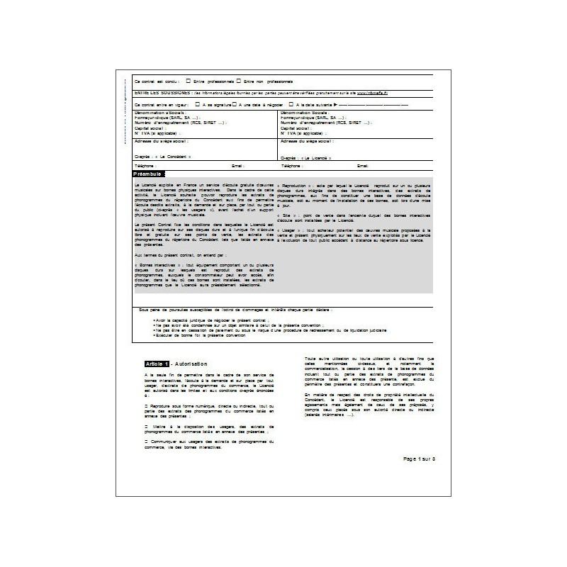 Contrat De Location Mat駻iel Informatique