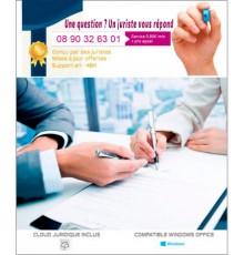 Contrat d'entretien de Bureaux